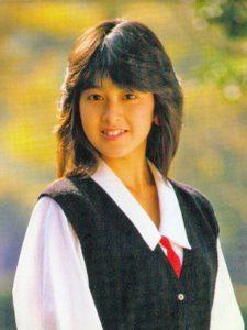 森尾由美 若い頃 美人